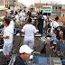 Veja imagens da Alvorada da Paz em Adustina-BA