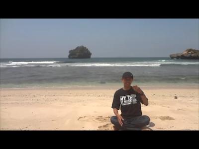 Pantai Sioro Tanggunggunung Tulungagung