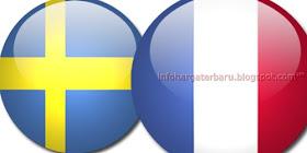 Prediksi Skor Swedia vs Prancis | Jadwal Euro Cup Rabu 20 Juni 2012