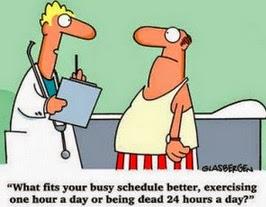 turunkan berat badan dan tensi