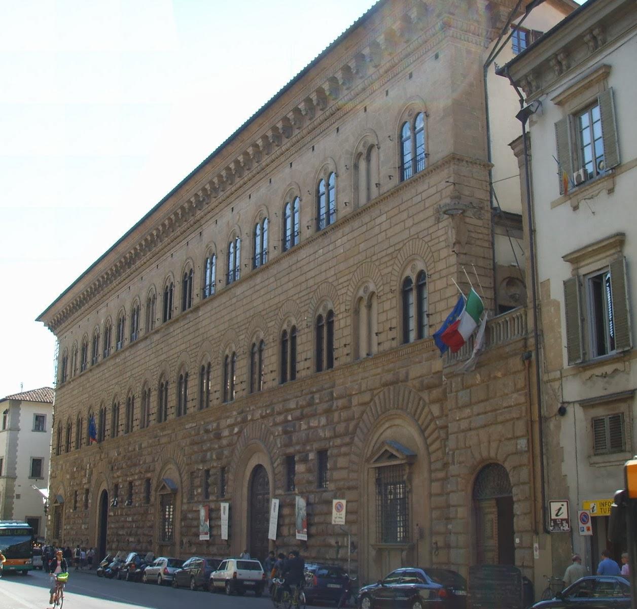Salotto culturale stabia giovanni rucellai e l for Palazzo 24