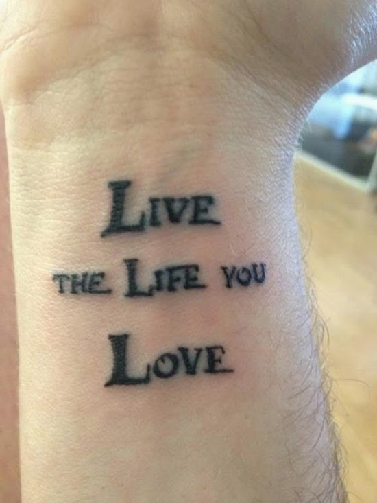 Love Tattoo images 2014