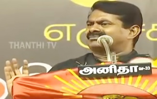 NTK Chief Seeman's Speech at May 18 Conference Meet Held in Chennai | Thanthi Tv
