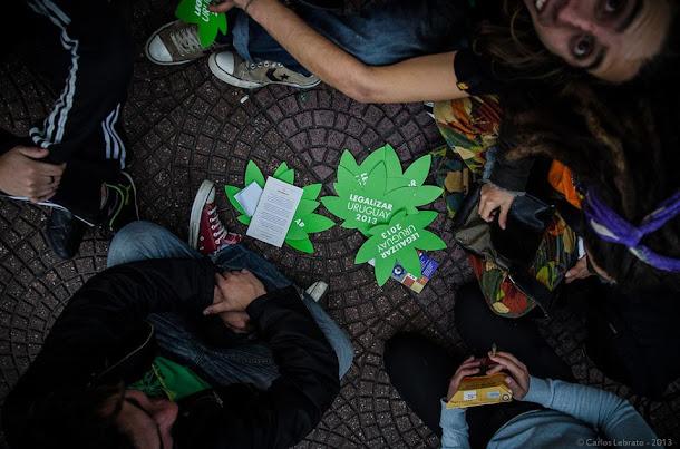 O que diz o projeto de lei uruguaio sobre a maconha #LegalizaUruguai2013