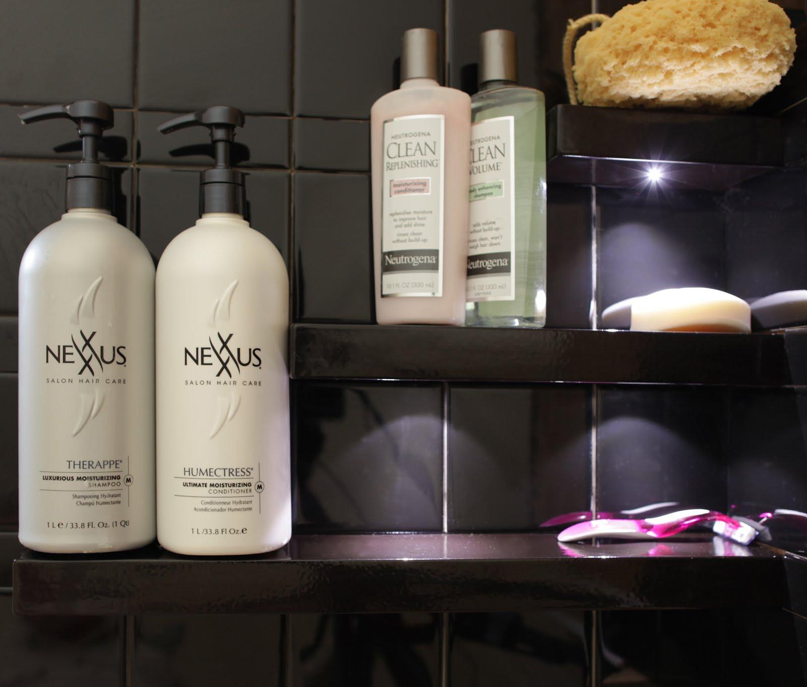 Bathroom Shower Shelf Ideas
