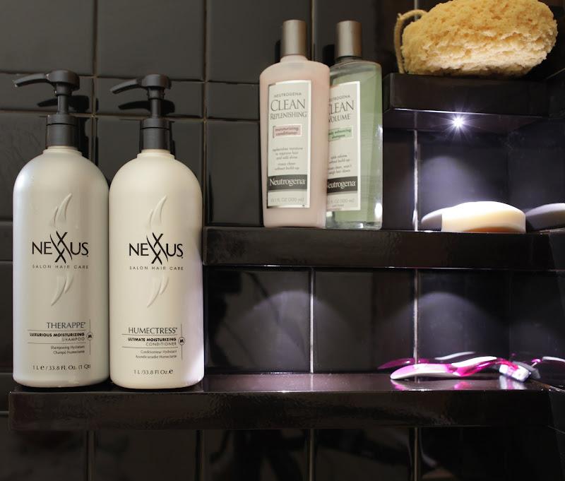 Bathroom Shower Shelves Ideas