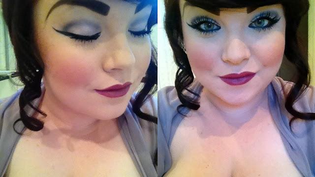 disney megara makeup