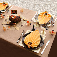 Schokolade Dekoration