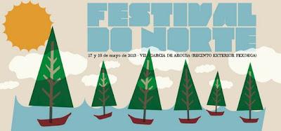 Festival Do Norte 2013 Cartel completo