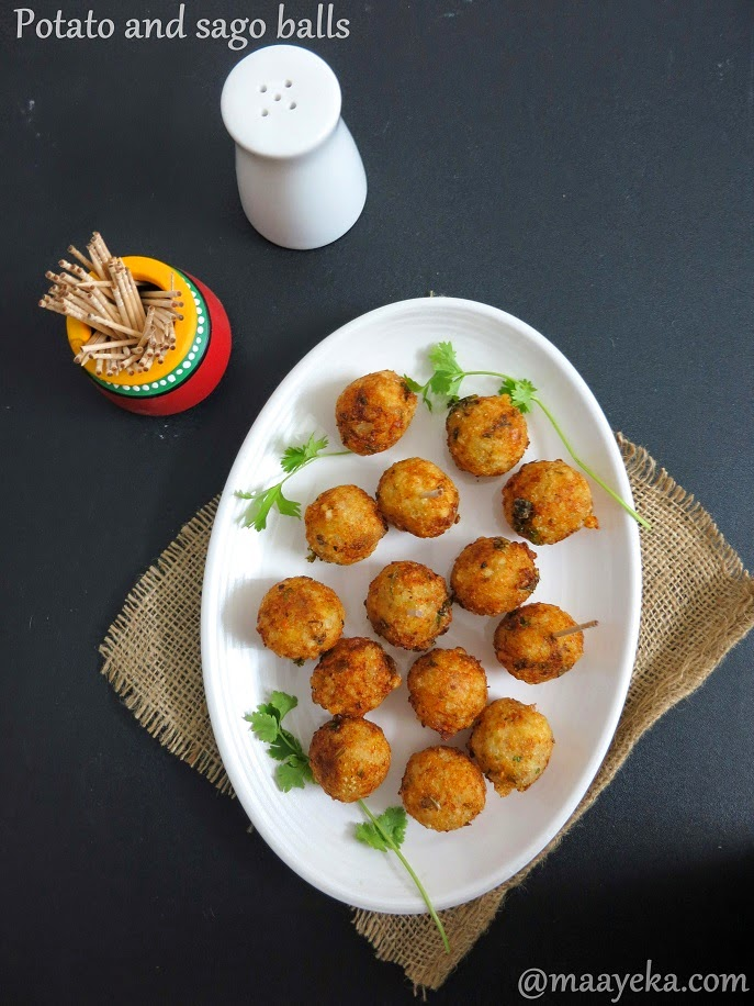 falahari sabudana and potato tikki recipe