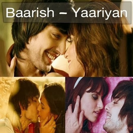 BAARISH LYRICS - Yaariyan Songs 2014 Hin