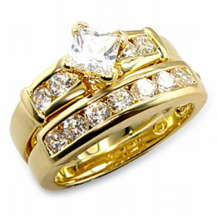 Cosmetics gold wedding ring pictures for Golden wedding rings