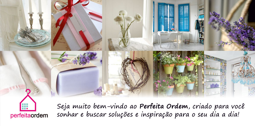 Blog de decorao Perfeita Ordem