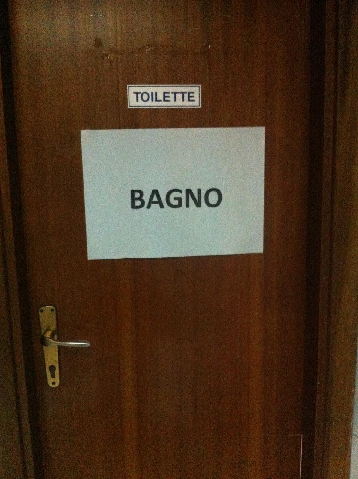 Acabhnews novembre 2012 - Toilette da bagno ...