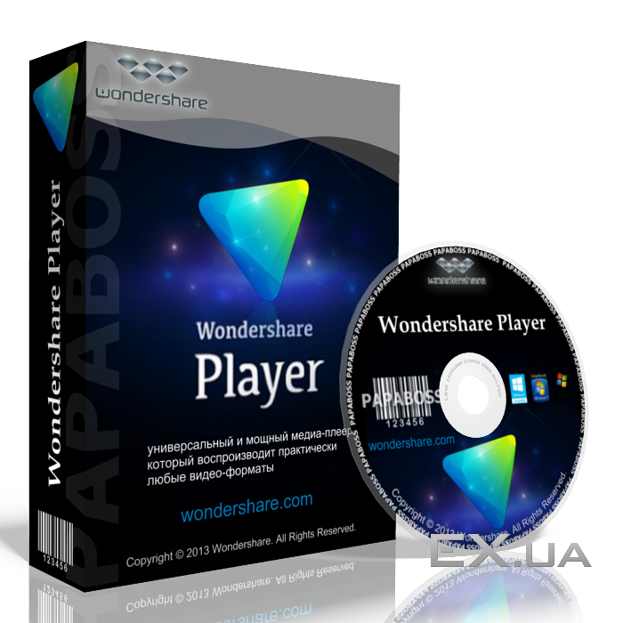 Wondershare Player 1.6.1 Terbaru