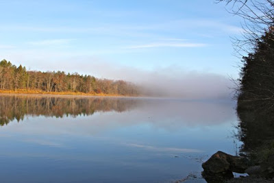 St. Croix River emerging from mystery