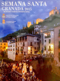Semana Santa de Granada 2015 - Armando López Murcia