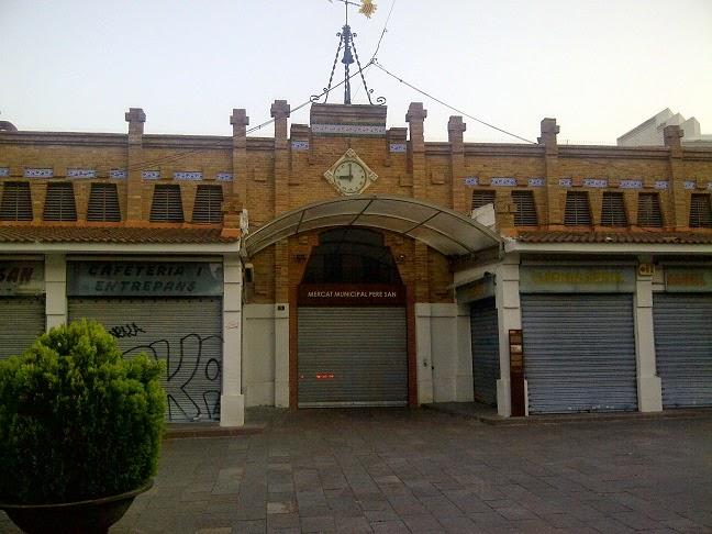 Mercat Municipal de Sant Cugat del Vallès