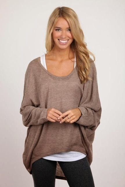 Gorgeous Baggy Sweater