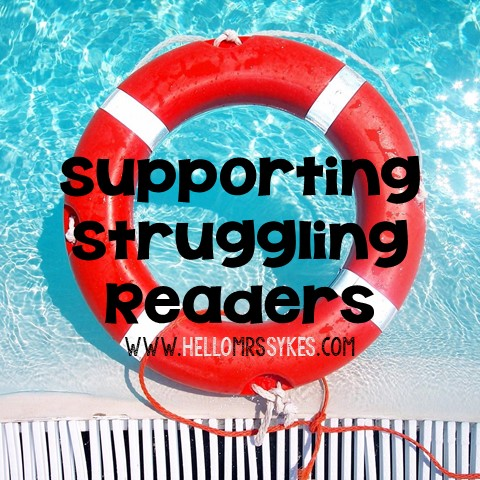 6 Ways To Support Struggling Readers In Grade 2 6 Hello Mrs Sykes