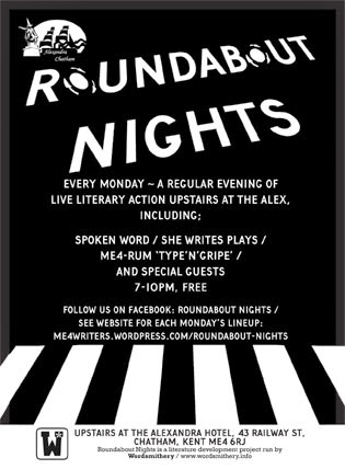 Roundabout nights flier