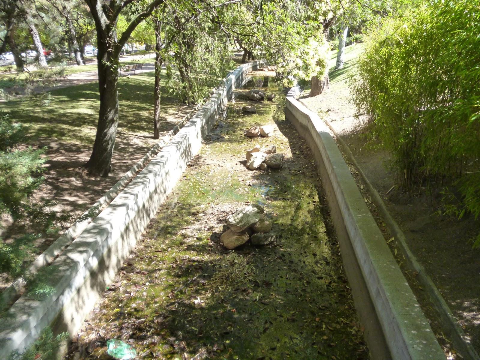 Los cordeles de la dehesa la rutas del agua - Hotel el quijote madrid ...