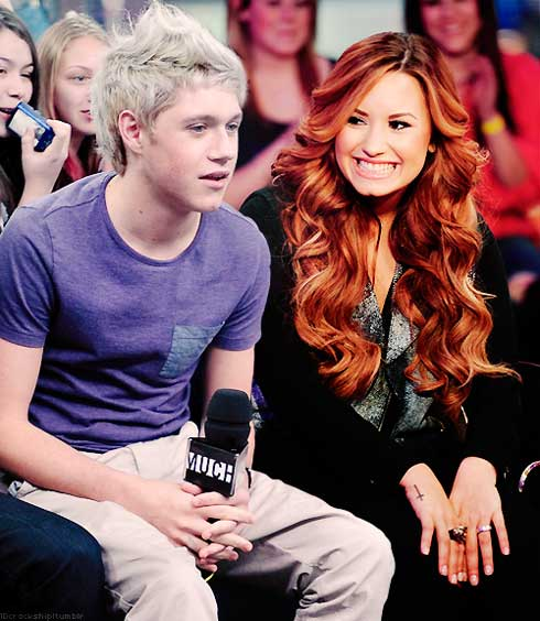 is demi lovato dating niall horan 2012