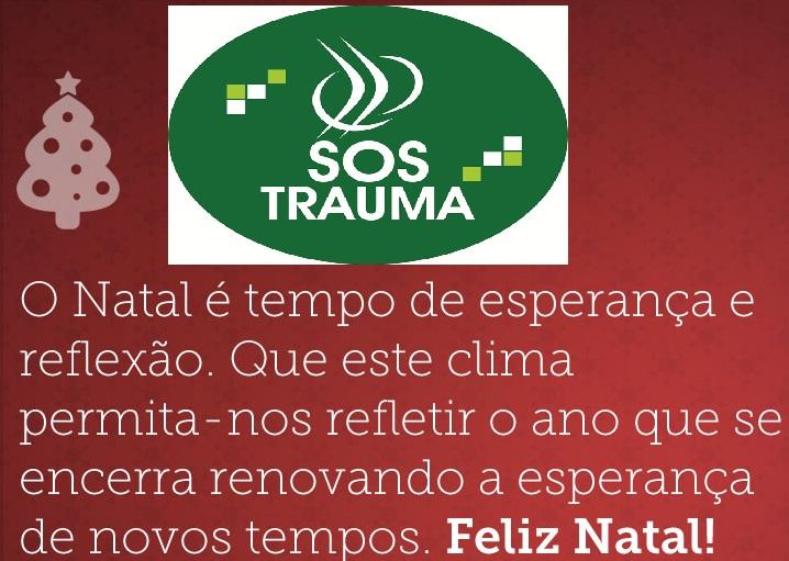 MENSAGEM - SOS TRAUMA