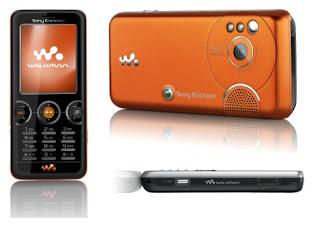 Spesifikasi Sony Ericsson W610i review harga baru dan harga bekas