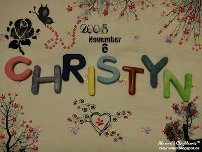 Christyn November 6 2008