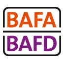 Logos BAFA - BAFD