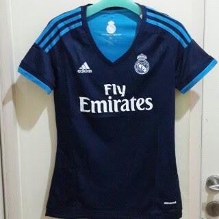 gambar desain terbaru jersey ladies madrid third musim depan gambar foto photo kamera Jersey ladies Real Madrid third terbaru musim 2015/2016 di enkosa sport toko online terpercaya musim depan di tanah abang jakarta barat