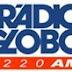 Ouvir a Rádio Globo 1220-89,5 AM/FM do Rio de Janeiro - Rádio Online