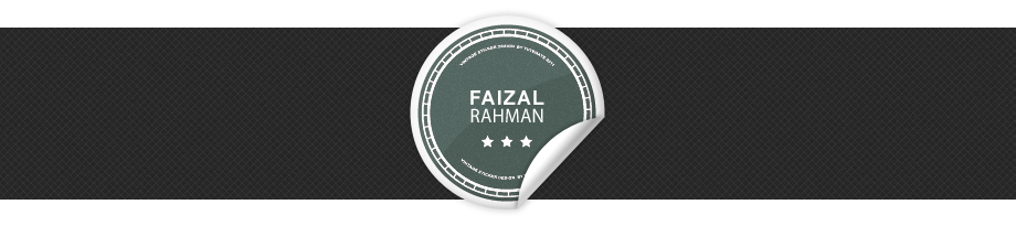 Faizal Rahman