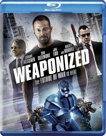 Filme Poster Weaponized BRRip XviD & RMVB Legendado