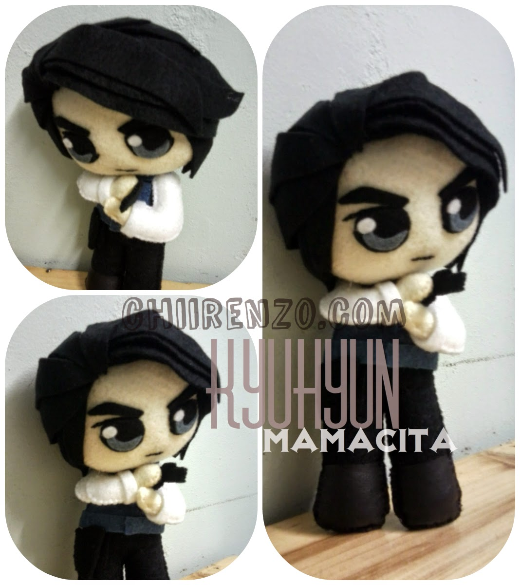boneka Kyuhyun Mamacita ayaya