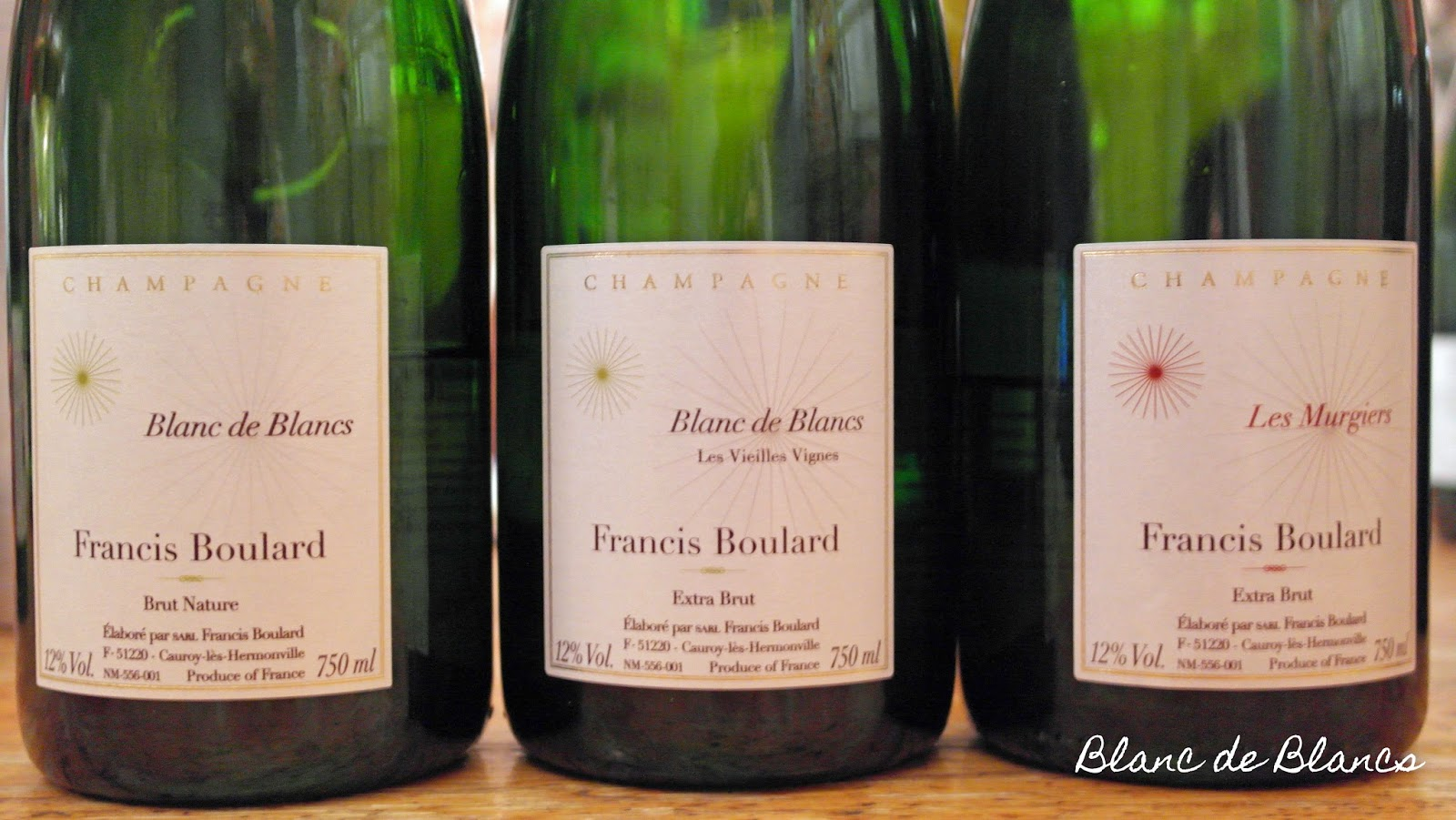 Champagne Francis Boulard - www.blancdeblancs.fi