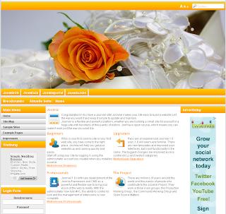 Template name : wedding joomla templates--> download templates