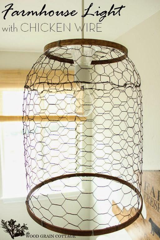 rustic pendant lighting