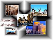 Foto-sellos Maravillas de ESPAÑA