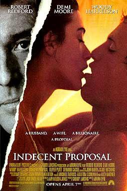 Assistir Proposta Indecente 1993 Dublado