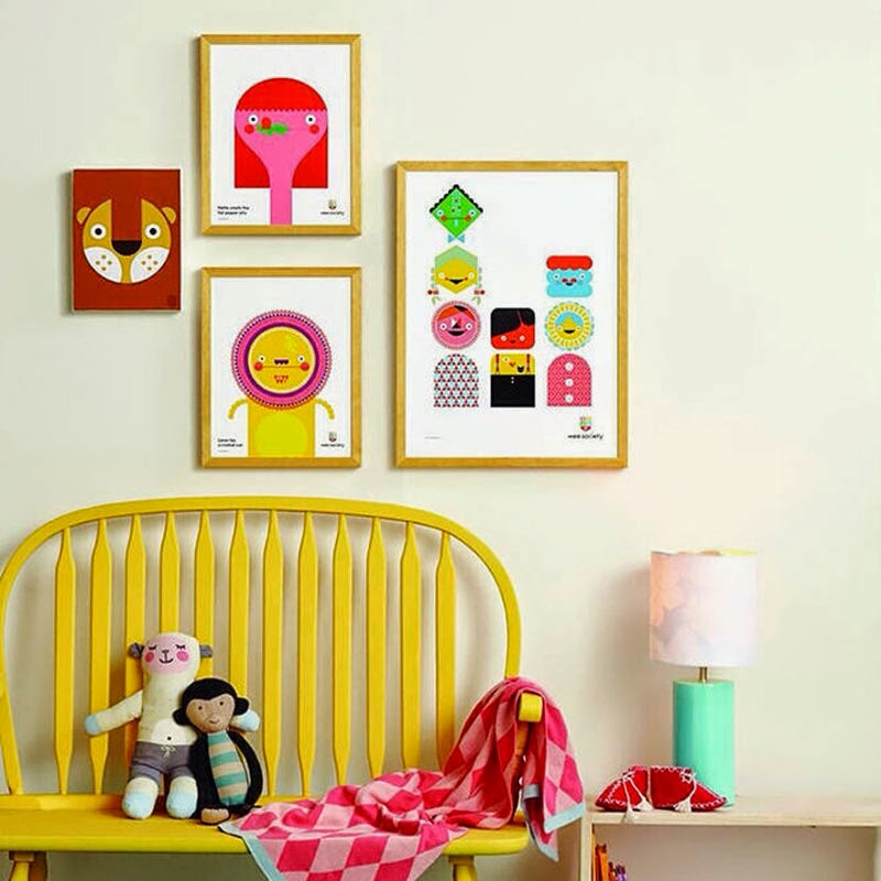 Decoracion de paredes infantiles cheap decoracion - Decorar pared infantil ...
