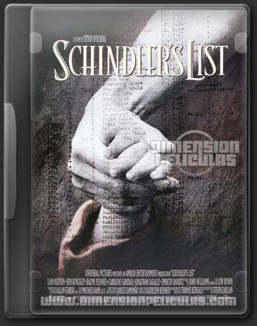 Schindler's List (BRRip HD Inglés Subtitulada) (1993)