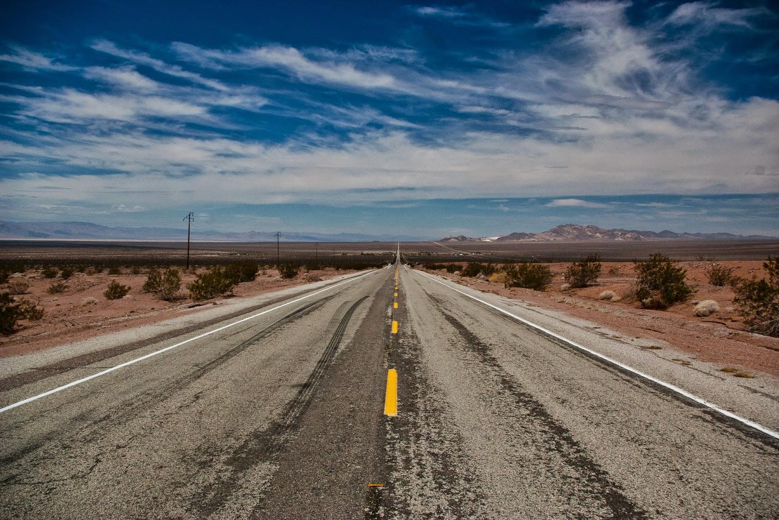 Fantasy Road Trips - Dallas to San Francisco, via the Loneliest Road.