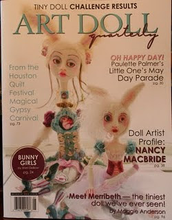 ART DOLL QUARTERLY Summer 2011