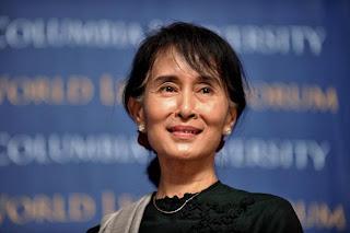 Aung San Suu Kyi: Burma's Robert Mugabe ~ Rohingya Blogger
