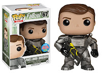 Funko Pop! Power Armor (Unmasked)