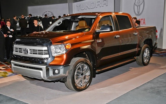 2015 Toyota Tundra Specs, Release And Price