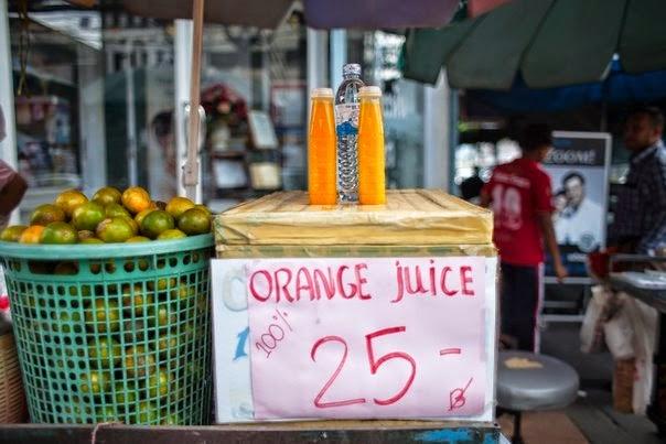 соки в таиланде
