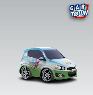 Chevrolet Sonic 2012 - Easter